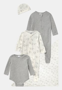 Cotton On - BUNDLE SET UNISEX - Mütze - milk