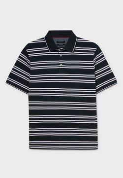 C&A Premium - Poloshirt - black / white
