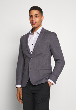 Esprit Collection - SOFT TWO TONE - Anzugsakko - grey
