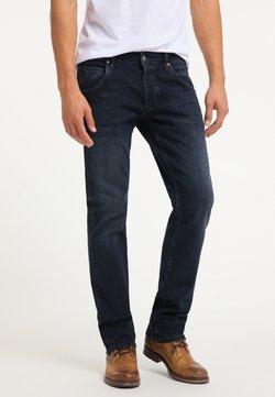 Mustang - MICHIGAN  - Jeans Straight Leg - blau