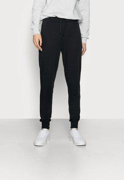 Even&Odd Tall - LOUNGEWEAR JOGGERS - Jogginghose - black