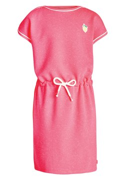 WE Fashion - Jerseykleid - bright pink
