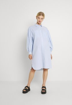 Moves - LIPI - Blusenkleid - light blue