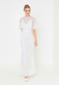 BEAUUT - Maxikleid - white