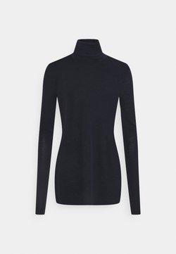 ARKET - KNIT TURTLENECK - Strickpullover - navy
