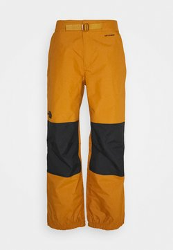 The North Face - UP & OVER PANT TIMBER - Pantalon de ski - tan/black