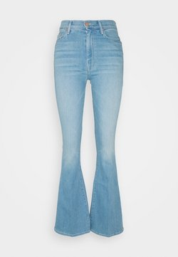 Mother - HIGH WAISTED WEEKENDER SKIMP - Jeans bootcut - hold my hand
