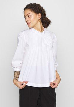 Selected Femme Petite - SLFNOVA - Blusa - bright white