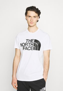 The North Face - STANDARD TEE - T-shirt con stampa - white