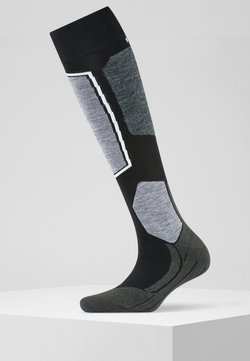 FALKE - SK6 - Sportsocken - black-mix (3010)
