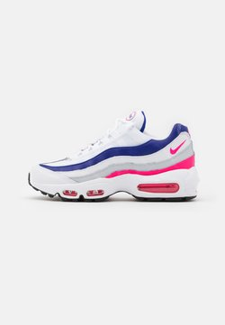 Nike Sportswear - AIR MAX 95 - Baskets basses - white/hyper pink/concord/pure platinum/black