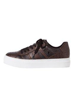 Marco Tozzi - Sneakersy niskie - bronce m.str.c