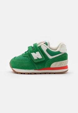 New Balance - IV574HE2 - Matalavartiset tennarit - green