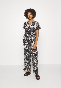 Cartoon - OVERALL - Jumpsuit - white/grey