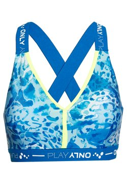 ONLY PLAY Petite - ONPANGILIA LIFE SPORTS BRA - Top - imperial blue