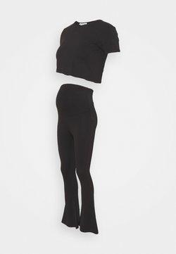 Anna Field MAMA - SET - T-shirts print - black