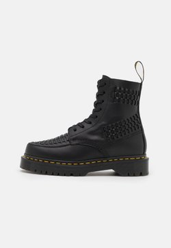 Dr. Martens - 1460 BEX PASCAL 8 EYE BOOT - Bottines à lacets - black