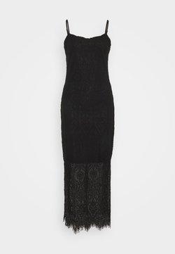 Vila - VILIOLA ANCLE DRESS - Robe d'été - black