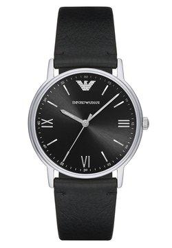 Emporio Armani - Montre - schwarz