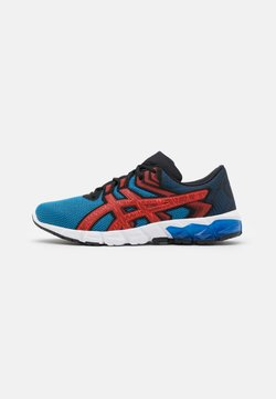 ASICS - GEL-QUANTUM 90 2 - Neutral running shoes - electric blue/fiery red