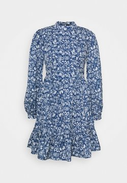 Trendyol - Vapaa-ajan mekko - blue