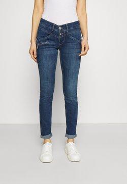 Freeman T. Porter - COREENA - Jeans Slim Fit - dark-blue denim