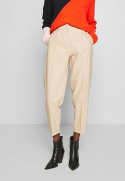 Bruuns Bazaar - CINDY DAGNY PANT - Stoffhose - light sand