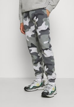 Hollister Co. - Verryttelyhousut - green camo