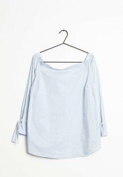 Monari - T-shirt à manches longues - blue