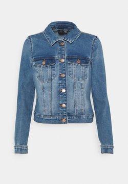 Vero Moda Petite - VMFAITH SLIM JACKET - Veste en jean - medium blue denim