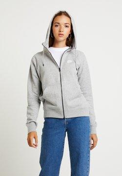 Nike Sportswear - Outdoorjacke - grey heather/white