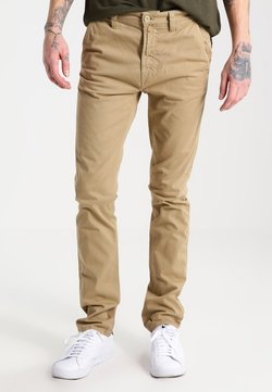 Nudie Jeans - ADAM - Chinot - beige