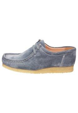 Sioux - GRASHOPPER - Chaussures à lacets - blau
