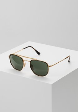 Ray-Ban - Solbriller - gold-coloured/green