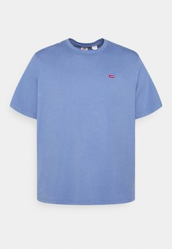 Levi's® Plus - BIG ORIGINAL TEE - T-paita - colony blue