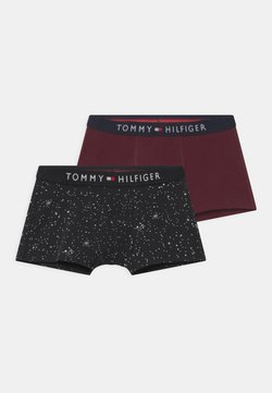 Tommy Hilfiger - TRUNK 2 PACK - Shorty - red