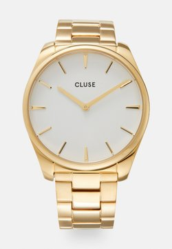 Cluse - FÉROCE - Zegarek - white/gold-coloured