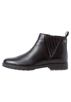 Marco Tozzi - CHELSEA  - Ankle Boot - black antic