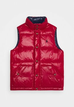Polo Ralph Lauren - HAWTHORN OUTERWEAR VEST - Weste - red