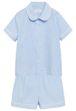 Mango - SET - Pyjama - himmelblau