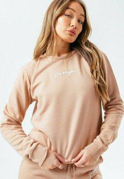 Hype - Sweatshirt - sand
