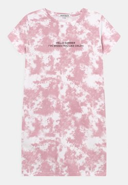 Cost:bart - NADINE DRESS - Jerseykleid - pink nectar