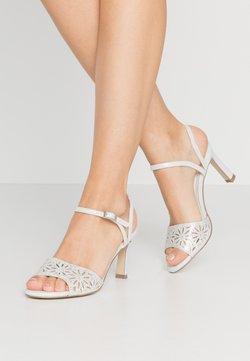 Menbur - Sandaletter - ivory