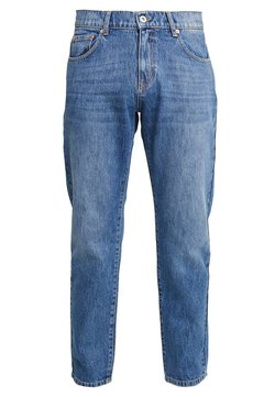 Woodbird - DAD FIT - Jeans Relaxed Fit - blue vintage