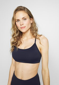 Cotton On Body - WORKOUT YOGA  - Sport-BH mit leichter Stützkraft - navy