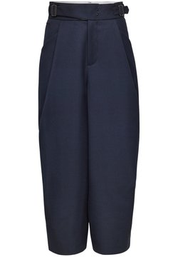 G-Star - 3D WIDE CROP - Stoffhose - naval blue