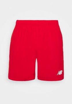 New Balance - RUNNING SHORT - Pantalón corto de deporte - red