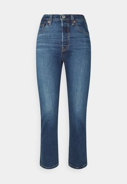 Levi's® - 501® CROP - Jean slim - charleston outlasted
