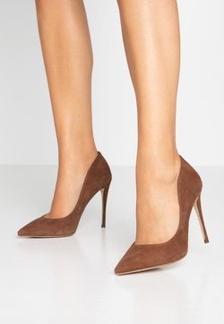 Steve Madden - DAISIE - High Heel Pumps - chestnut
