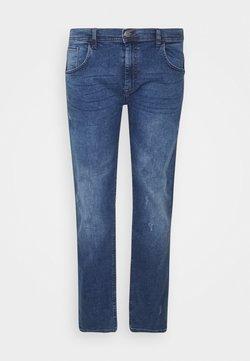 Blend - JET FIT - Slim fit -farkut - denim middle blue